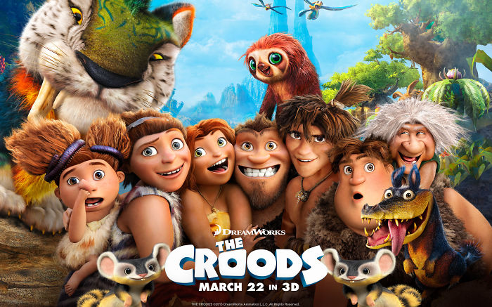 Like The Croods