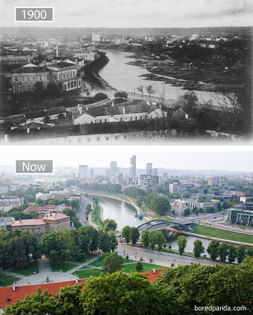 عاصمه ليتوانيا قبل وبعد How-famous-city-changed-timelapse-evolution-before-after-8-5774e326bfacd__880