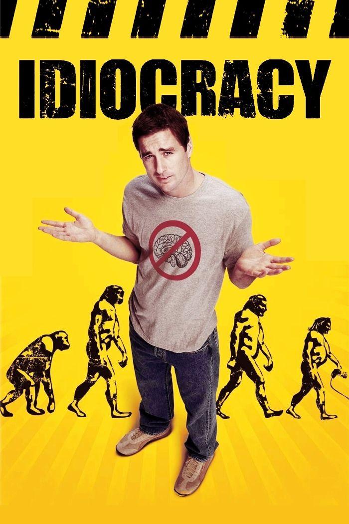 Idiocracy Is Now!