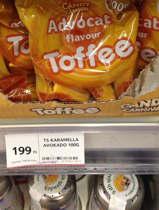 Hungary...advocat=avokado?!? :d