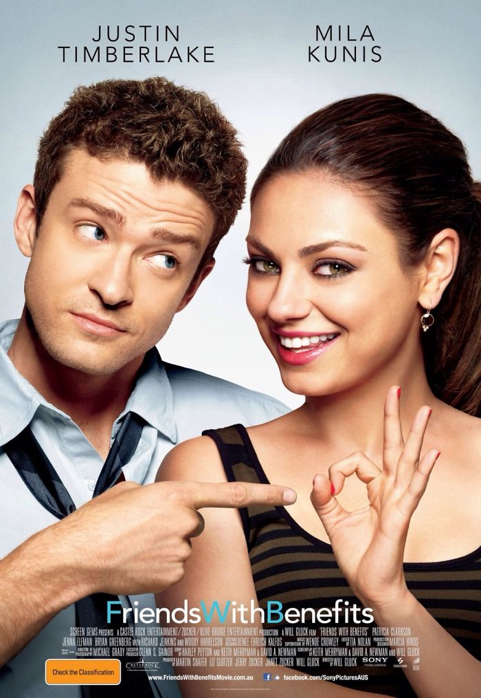 """""""friends"""" With Benefits"""