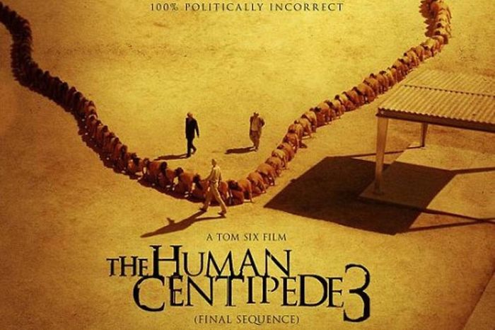 The Human Centipede – 3