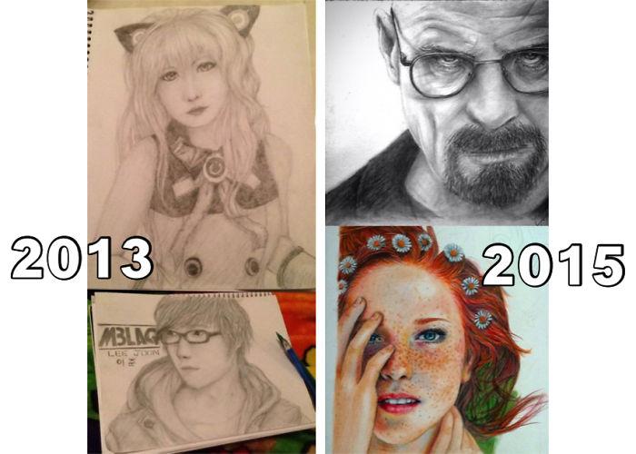 2013 (age 14) / 2015 (age 16)