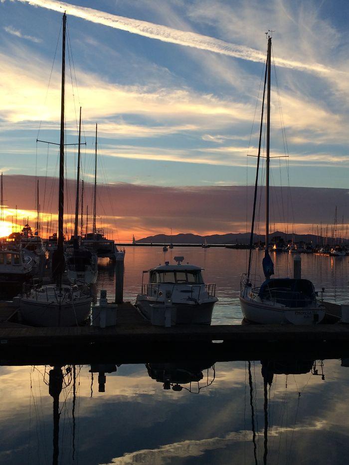 Sunset, Berkeley California