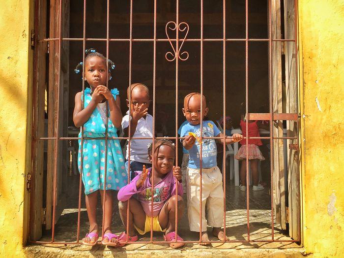 Haitian Children