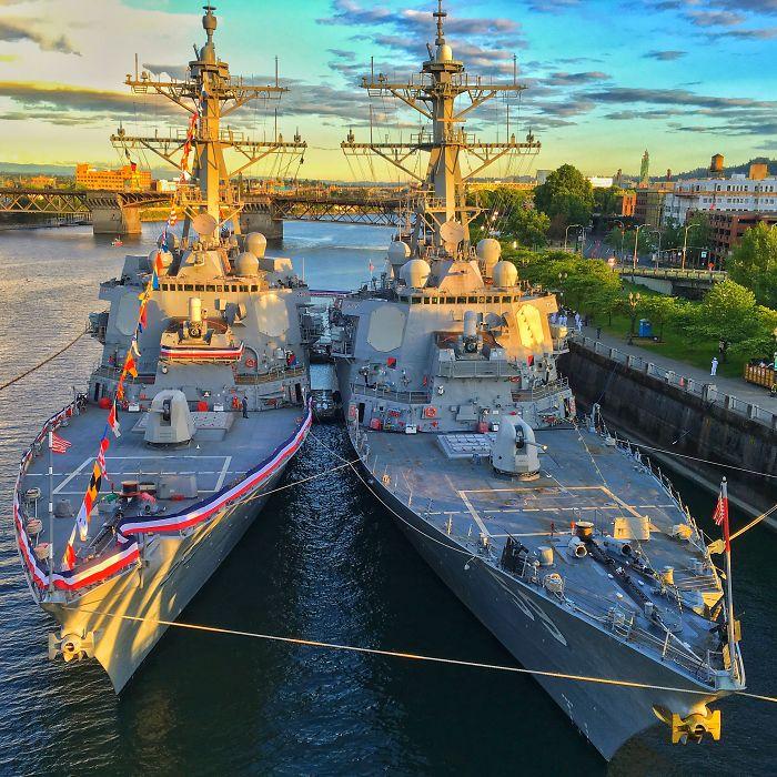 Us Navy In Portland Oregon