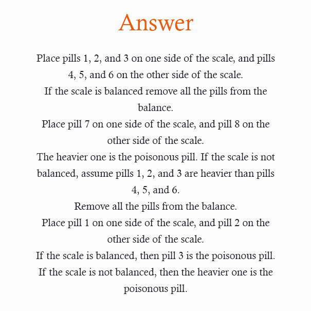 Can You Solve These Riddles Without Looking At The Answers