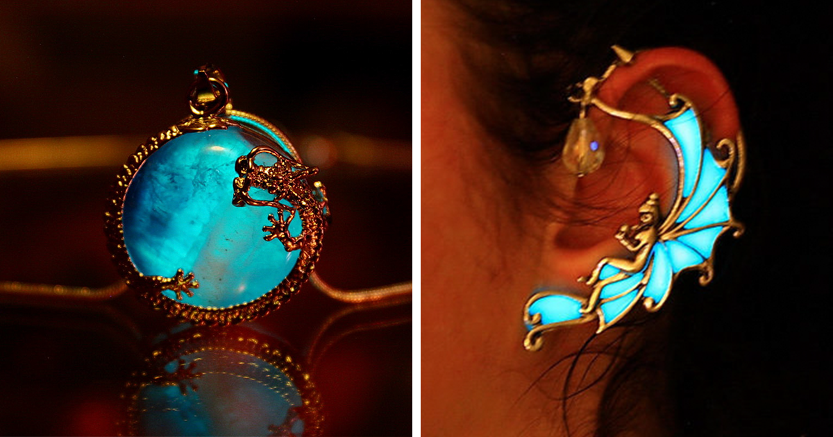 Glow-In-The-Dark-Jewelry That Will Make You Feel Magical