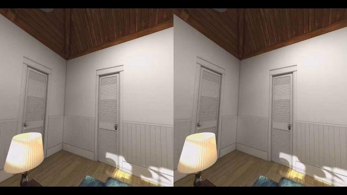 Virtual Reality 3d Video ( Oculus Rift/cardboard )