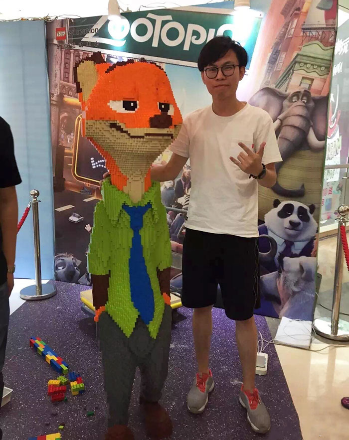 kid-destroys-lego-sculpture-zootopia-zhao-11