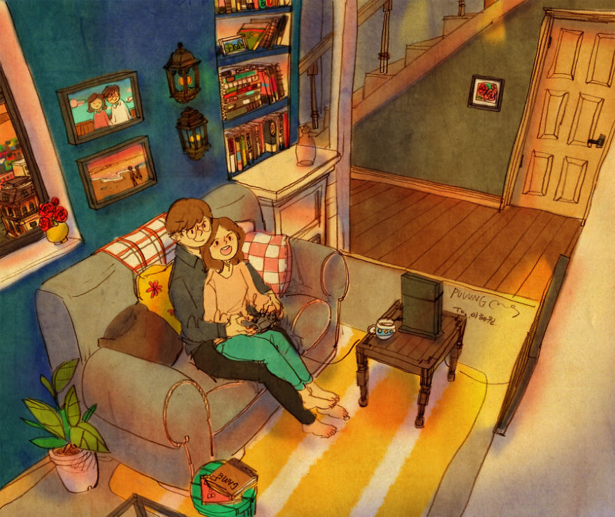 Playing Video Games Together