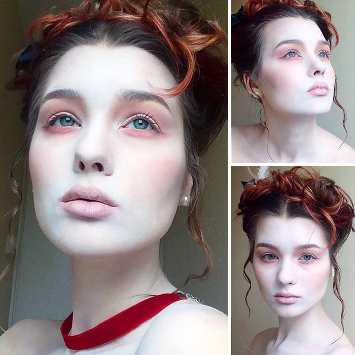 Victorian Makeup