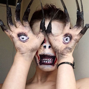This 19-Year-Old Makeup Artist Has Some Mad Skills (10+ Pics)