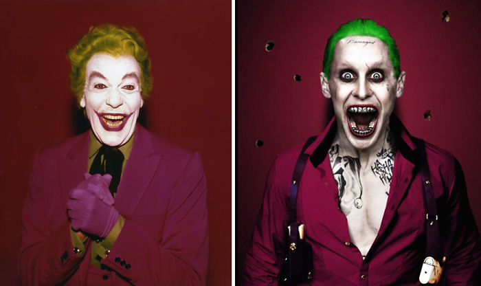 Joker 1966 And 2016