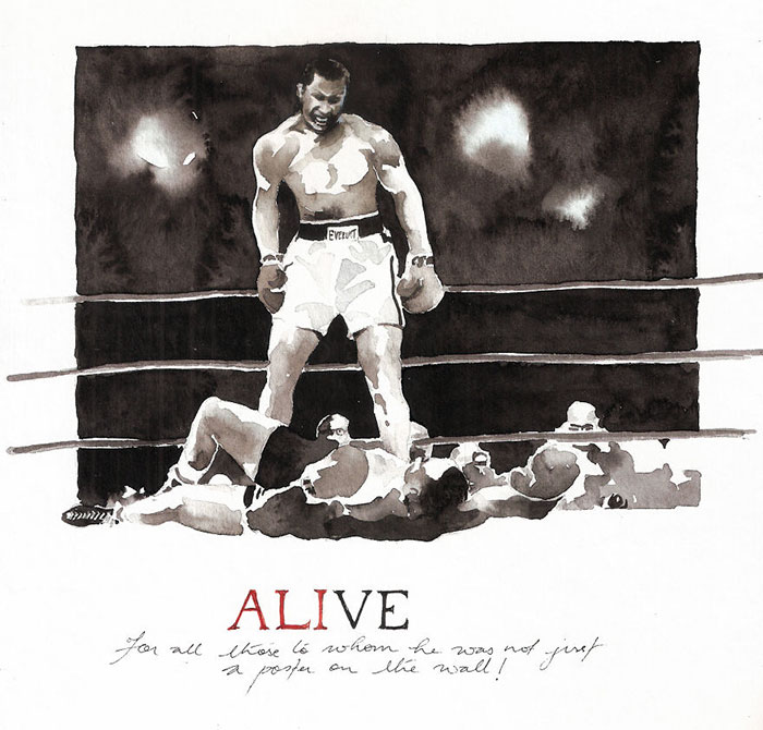 My Tribute To Muhammad Ali