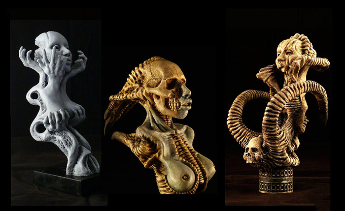 My Partner Creates The Most Surreal Sculptures Ever