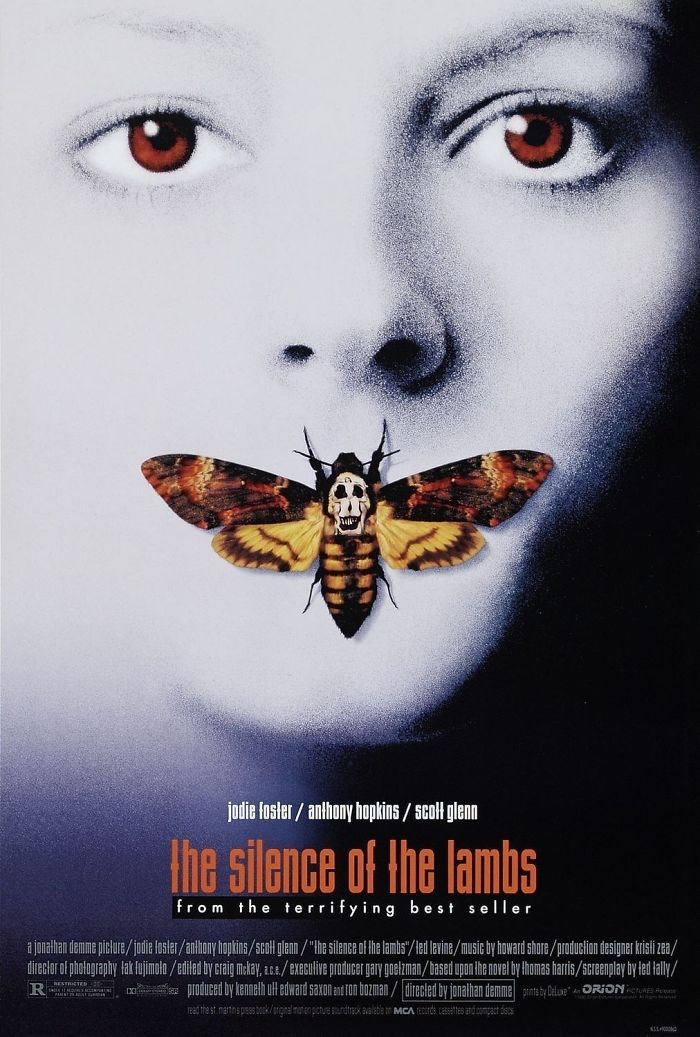 #27 The Silence Of The Lambs