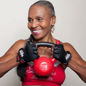 World's Fittest Grandma Body Builder Just Celebrated Her 80th Birthday