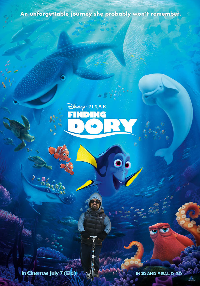 Help Find Dory