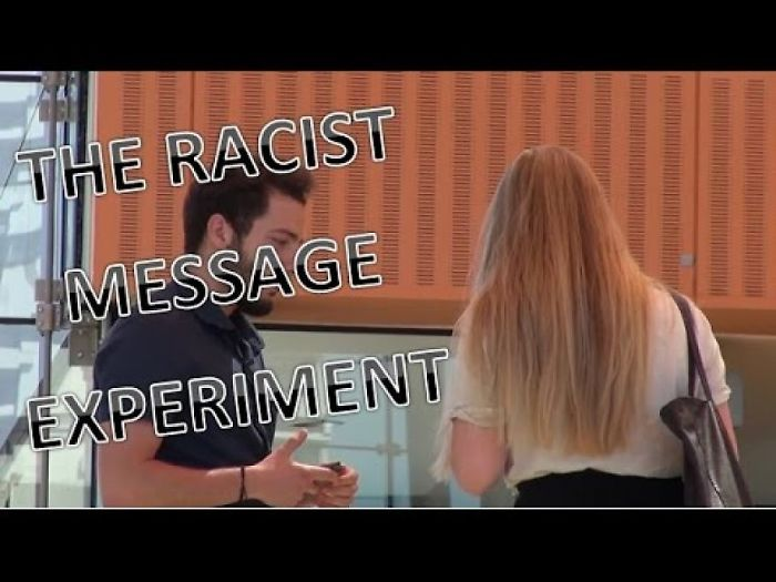 The Racist Message Experiment In Germany