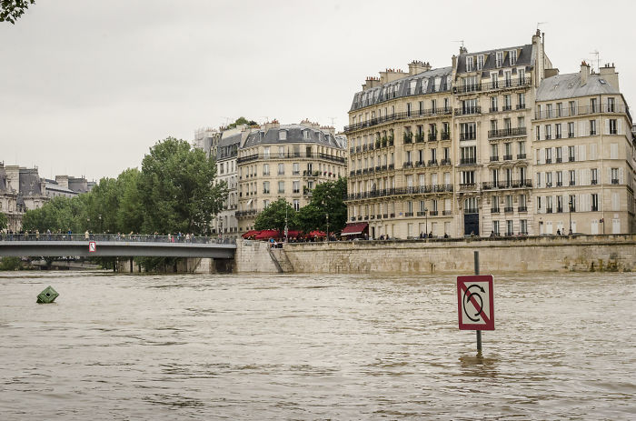 I Photographed Paris Floods That Changed Our Everyday Lives