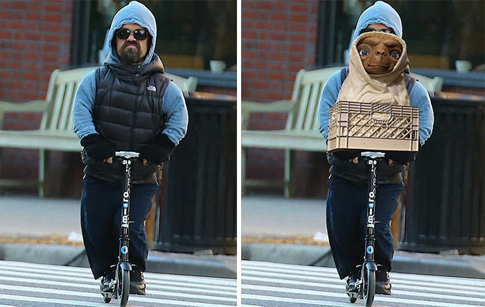 Tyrion Lannister Caught Riding A Scooter Gets Hilariously Photoshopped (13+ Pics)