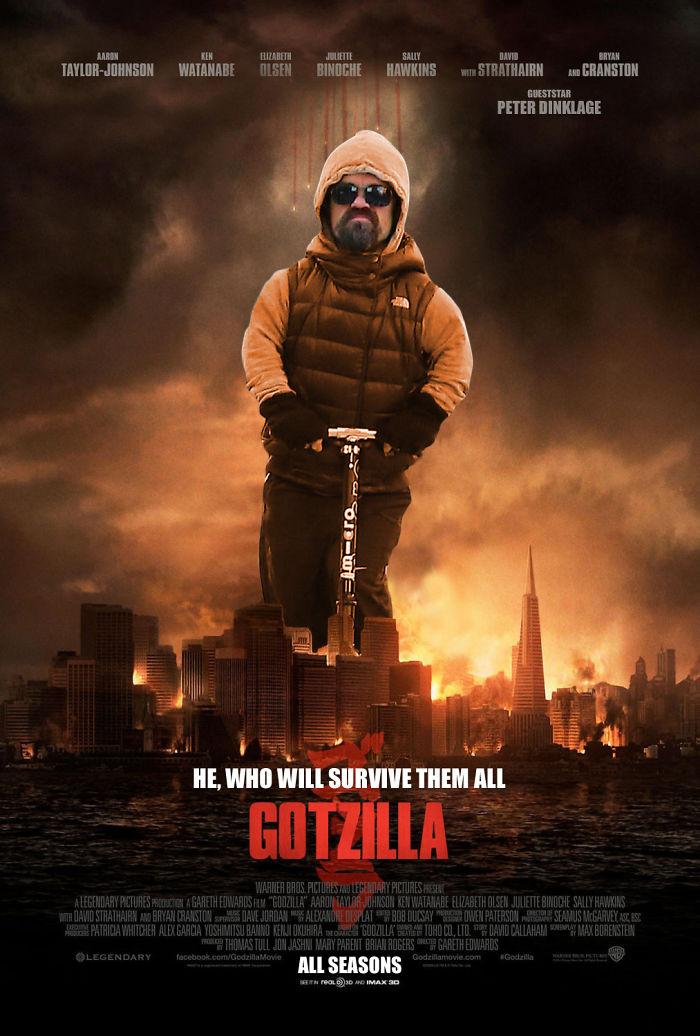 Gotzilla