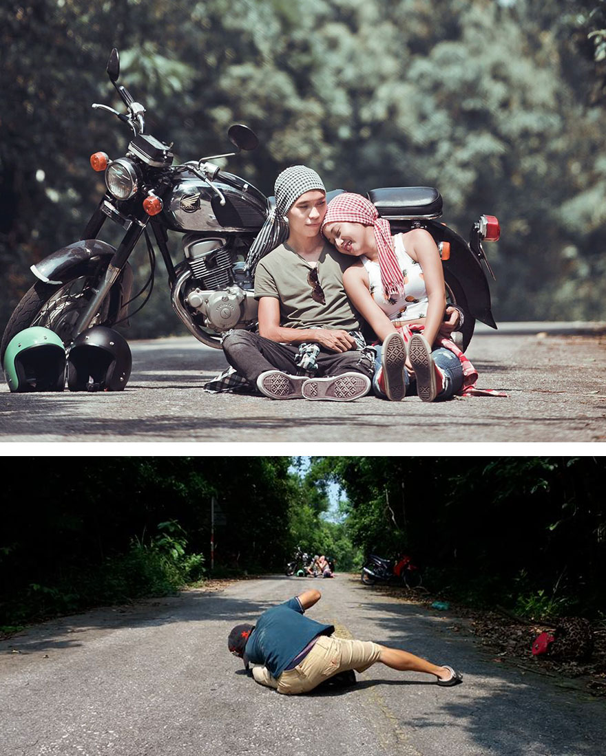 Romantic Couple Photoshoot