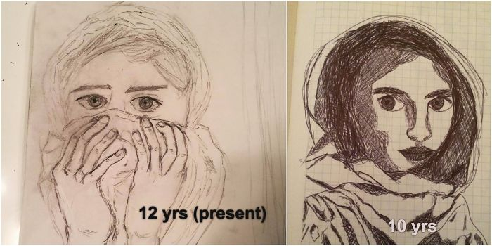 Amazing What 2 Years Can Do And (hopefully) Still Improve