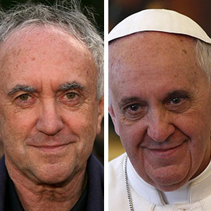 High Sparrow From Game Of Thrones Looks Exactly Like Pope Francis