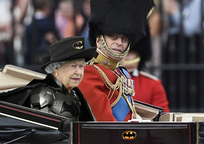 Batman's Queen