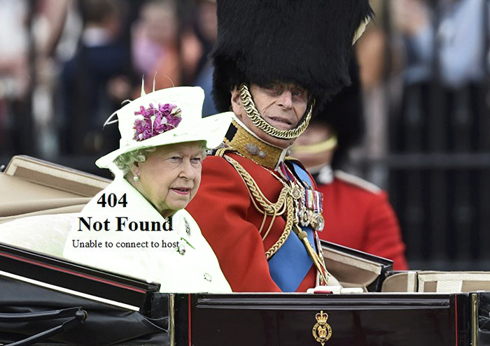 Cant Find The Queen