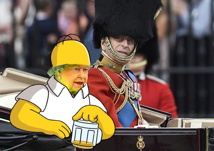 Queen Homer The First
