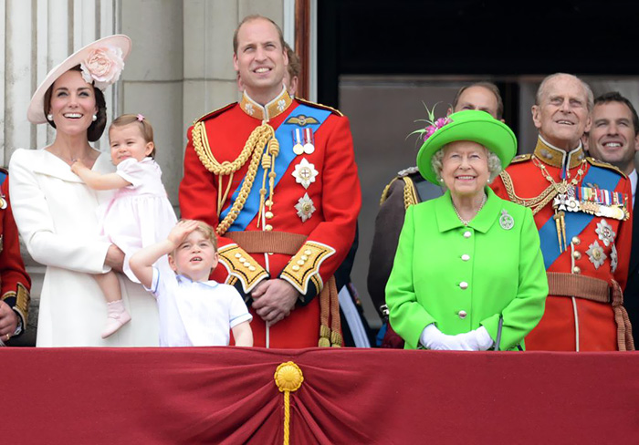 GIF Of Prince William Being Scolded By Queen Goes Viral