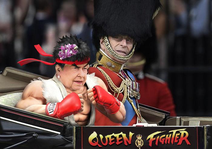 Queen Fighter
