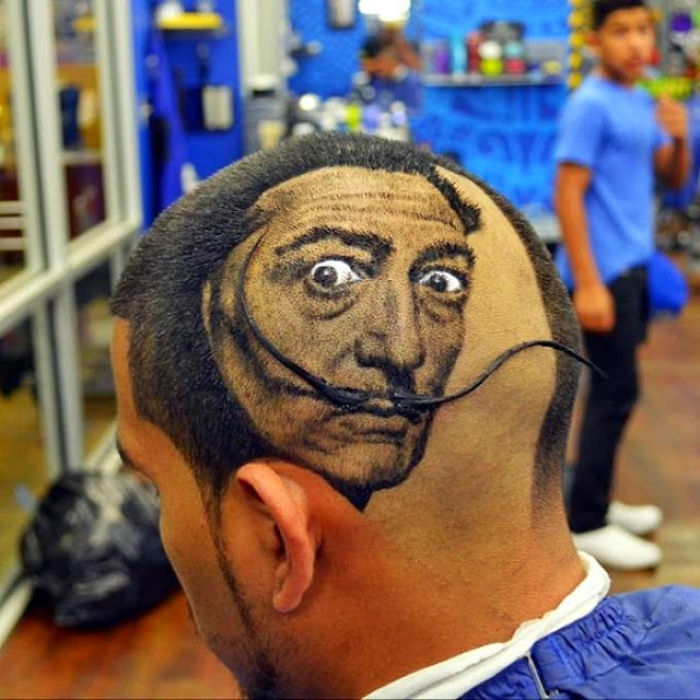 Rob The Barber – Photo Realistic Hair Artist