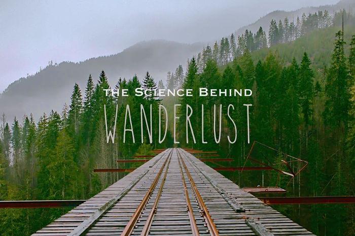 The Scientific Reason Behind Wanderlust Is Found.