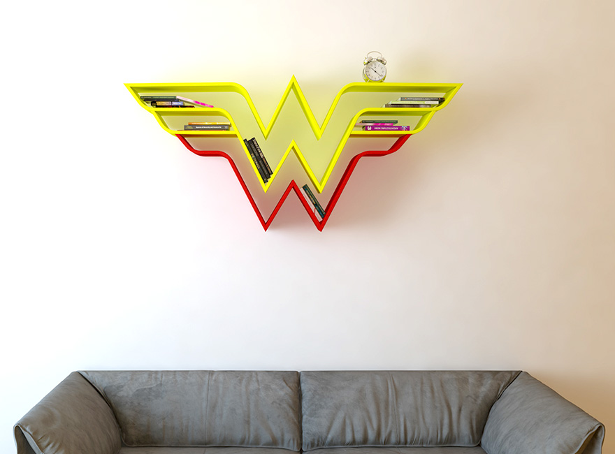 superhero-bookshelves-burak-dogan-15