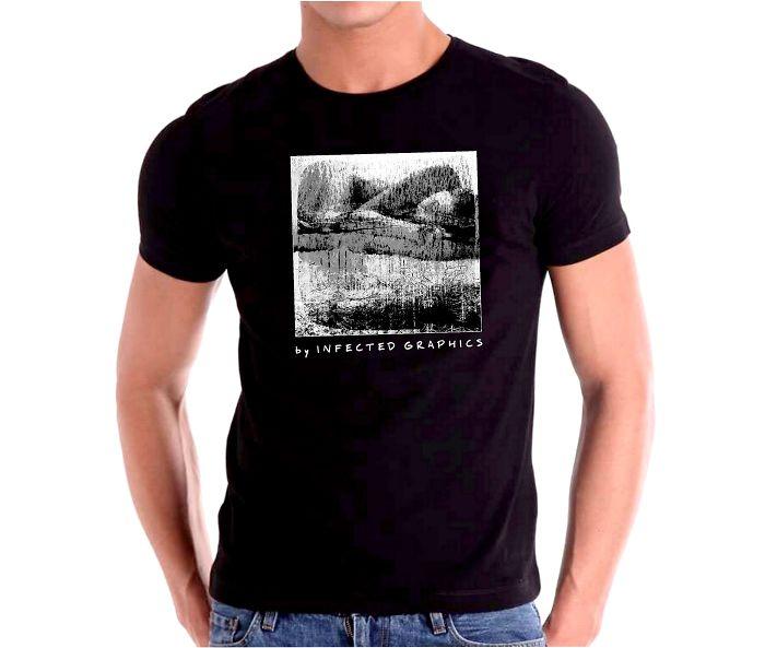 """sleeping Beauty"" – Original T-shirt By Infected Graphics Studio"