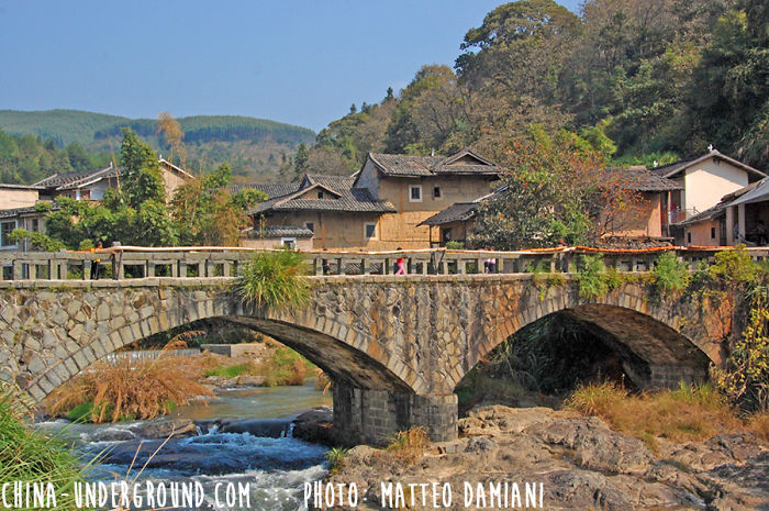 Ancient Earthen Castles In Tulou