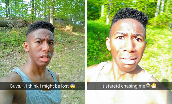 This Guy's Incredibly Unlucky Snapchat Story Shows Why Friday The 13th Is Not A Joke