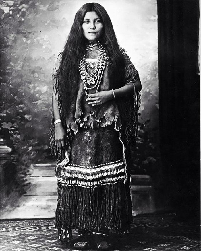 Isabelle Perico Enjady Chiricahuah Apache Prisoner Of War 1886 1914