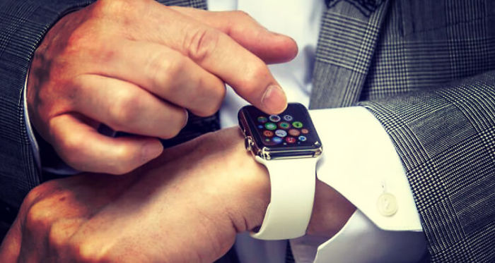 Game Changing Watch Technology