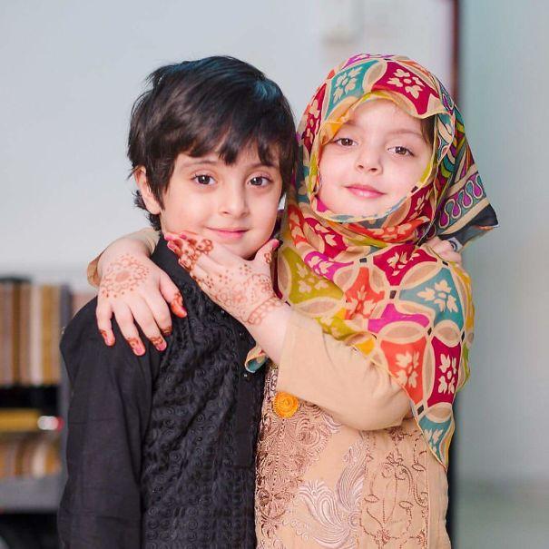 Smile Bro ;) Twins Sumiya Samiullah