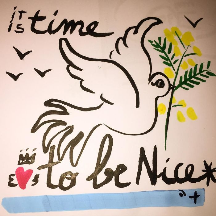 It Is Time To Be Nice