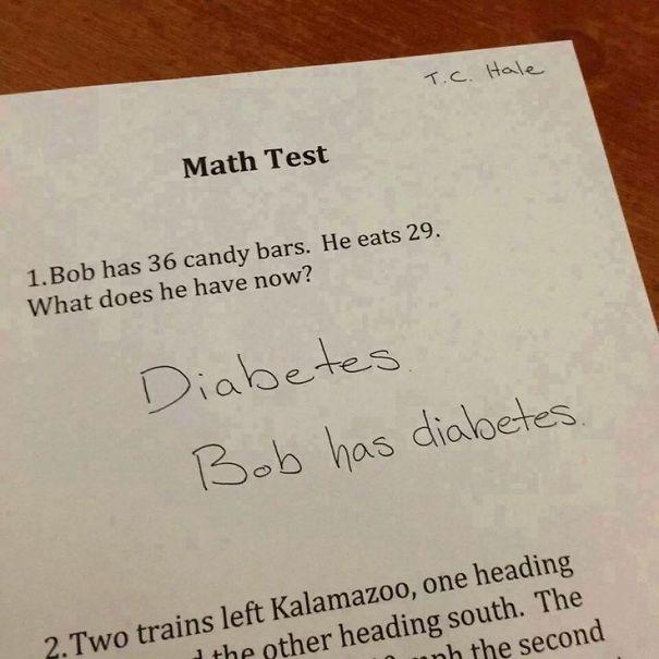 Bob Has 36 Candy Bars