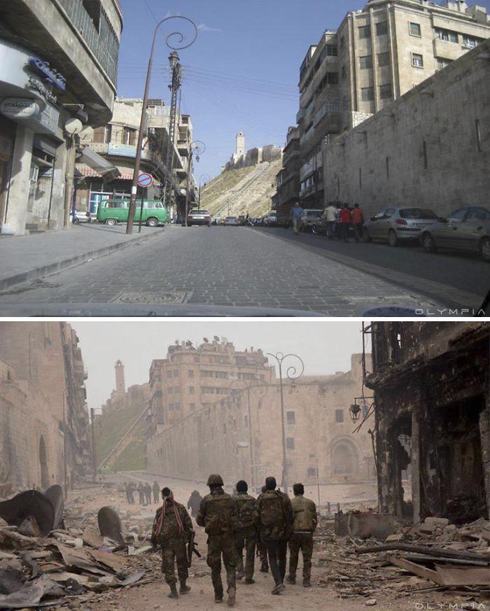 """20 Photos Describe The """"war"""""""