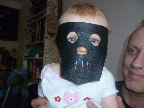 Baby Lecter.