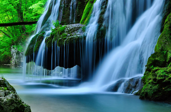 I Express My Love For Waterfalls By Photographing Waterfalls Of Romania