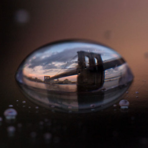 I Spent 15 Years Photographing Cities In Water Drops